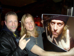 Tony Lafferty and Wes Scantlin